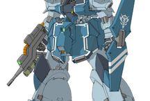 Jaegers & Robots