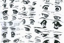 Kreslení očí
