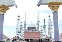 Mosque yg pernah dikunjungi