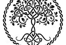 Triquetra tree