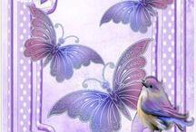 fjäril stort
