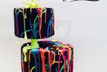 Gravity Cake Ideas