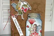 SU - Stamp - Fairy Celebration
