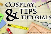 COSPLAY PROJECT / Progetti e tutorials per la realizzazione del costume Solaire