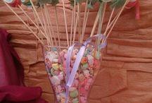 Mis mesas dulces y chuches / Mis cositas dulces