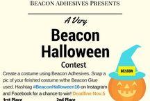 Beacon Adhesives-Beacon Halloween 2016