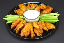 Oven chicken wings