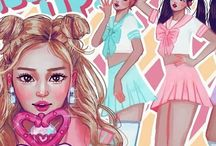 K-POP Fanart ❤