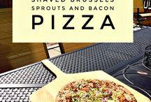 Recipes: Pizzas