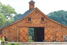 Barn/barn home / Future barn home ideas