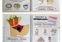 Christmas Interactive Notebooks