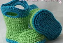 papucei tricotati