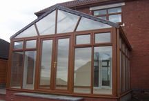 Conservatories and Garden Rooms / Examples of conservatories and garden rooms that have been installed by Windseal Double Glazing in Coventry & Warwickshire.
