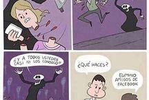 Cómics Halloween