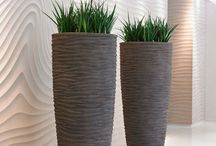 ACCESSORIES - Plant Pot & Flower