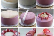 cake belah