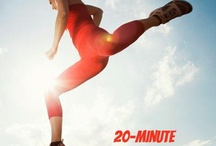 Workout / by Katie Westerfeld