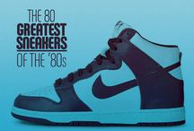 sneakers  80´s