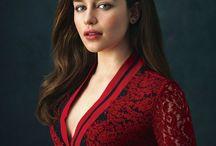 Kadın Model - Emilia Clarke
