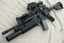 Askeri silah