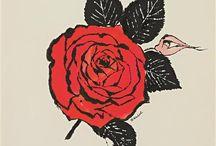 rosa Andy wahrol