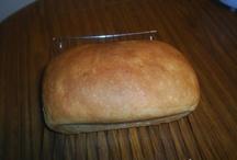 Bread machine recipes / by Jessica Hoylman