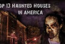 Ghost hunting anyone? / by Stephanie McGrane Roberts