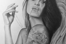 My drawings / Σχεδια μου