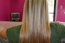 Des hair :-)