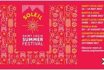 Soleil - Saint Lucia Jazz 2017