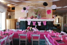 Baby showers / Private / by Lindsey Manning