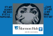 The Mormon Hub / This is a board for the fabulous FACEBOOK Group (which you should join right now!!!) The Mormon Hub. Find us at https://www.facebook.com/groups/themormonhub/ / by Sunstone Magazine