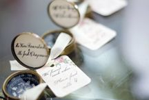 Wedding Favours and Gifts / by Eve-Marie Rodrigues