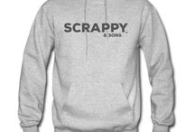 Scrappy Classic / The best damn clothes this side of.... that creek over there.