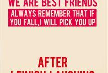 friendship / by Cindy Merritt