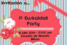 EUSKALDOLLS & PARTY