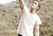 The Vampire Diaries .