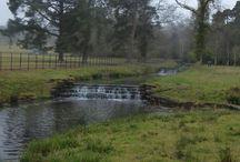 Millichope Park Garden and Estate,Shropshire,England / An eighteenth century house,garden and estate being restored. VISIT!