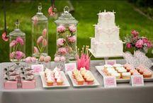 desert buffet pink