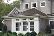 Exterior Colors / by JRL Interiors