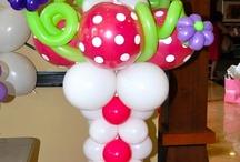 Balloons / by Fatima Cheatham