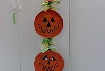 Pumpkins and Fall / by Susan @ thewanderblog.weebly.com