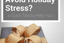 Avoiding Holiday Stress