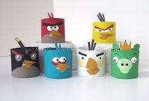 Angry Birds Party / by Kim Ross