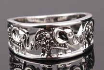 Asharlah.com / jewellery necklace rings bracelet boho hippie fashion accessories