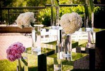 Modern Wedding decor
