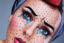 Makeup♥ / by Amanda Alarcon
