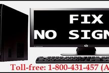 Call 1-800431457 to Troubleshoot HP Computer Not Displaying on Monitor