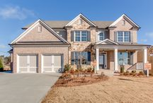 Model Home - Meadows at Mill Creek / Model home: Hillgrove Plan (Meadows at Mill Creek by Home South Communities) Located in Buford, Georgia and priced from the high $200's.