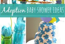 Shower/Party Ideas! =) / by Caitlin Brown